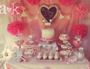 Pink Princess Baby Shower Ideas