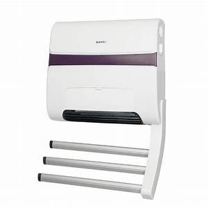 radiateur soufflant salle de bain fixe electrique supra With radiateur soufflant salle de bain thermor