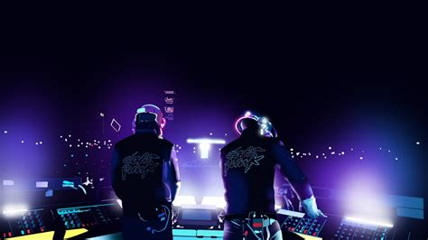 Daft Punk Live [1920x1080] : wallpapers