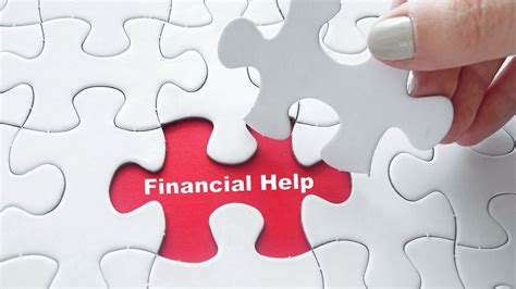 Financial assistance & supports for seniors