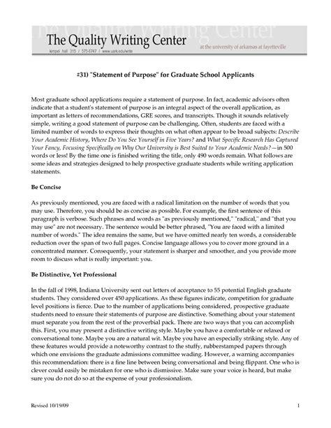 Best Grad School Essay Writing Service by Sle Personal Statements Graduate School Sle