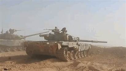 War Syrian Tank Tanks Weapons Army Russian