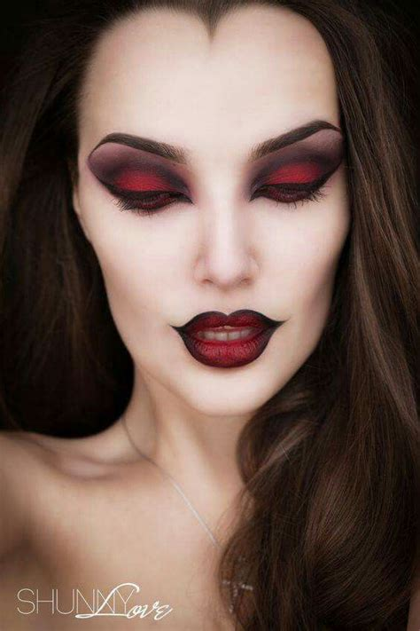 hexe schminken erwachsene vir makeup nails fasching und kost 252 m