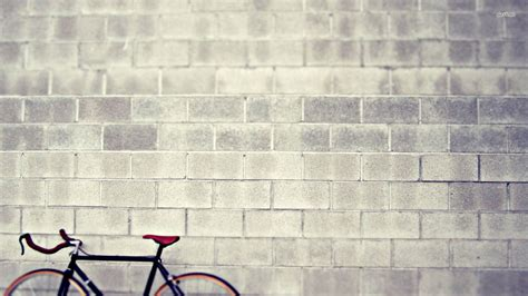 bike against the wall wallpaper photography wallpapers 19727
