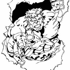 Coloring Pages Hulk Smash Kids Drawing And Coloring Pages ...