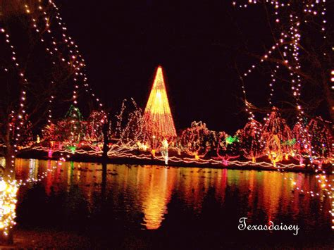 christmas lights neighborhood chickasha texasdaisey creations festival of lights