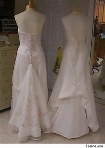 allure 8908 bustle pictures needed weddingbee With wedding dress bustle types