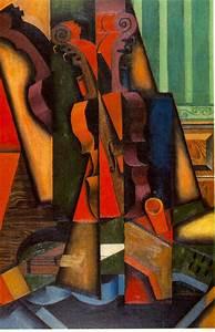 WebMuseum: Gris, Juan: Violin and Guitar