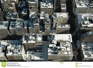 City Building Rooftops