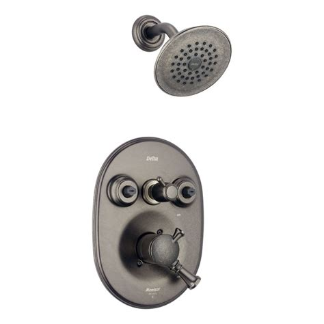 danze kitchen faucet parts faucet com t18240 ptxo in aged pewter by delta