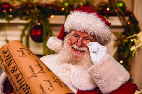 Santa Claus is coming to town (Greenbush) on December 7 ...
