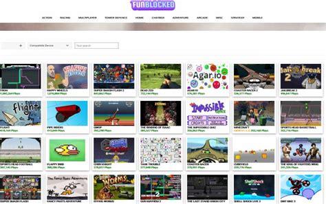Best Unblocked Games Websites 2017 (updated)