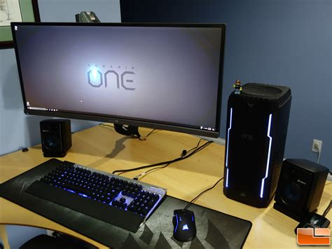 Corsair One Pro 1080 Ti Compact Gaming PC Review - Legit ...