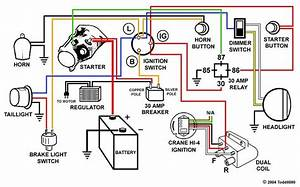 I Need A Beginers Wiring Diagram For A Softail Anyone Got Something That Will Help
