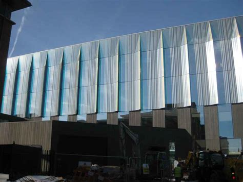 manchester metropolitan university campus hulme  architect
