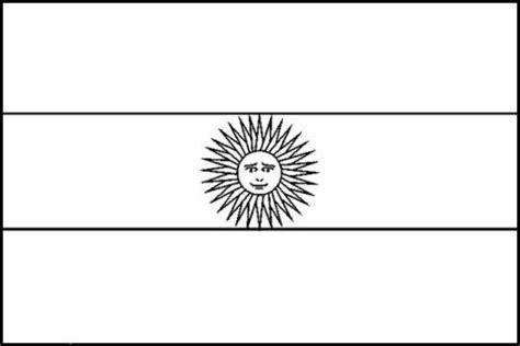printable argentina flag coloring pages  kids flag