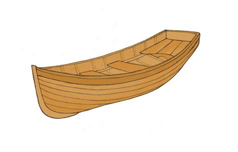 Boat Front View Drawing by How To Draw A Boat Wikihow