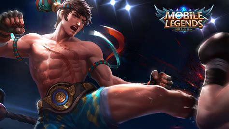 Chou King of the Fighter - Mobile Legends