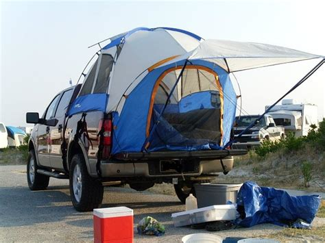 truck bed camping set ups page  ford  forum