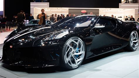 The Most Expensive Bugatti by Bugatti The Most Expensive New Car Sold