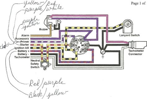 ignition switch troubleshooting wiring diagrams pontoon forum gt get help with your pontoon