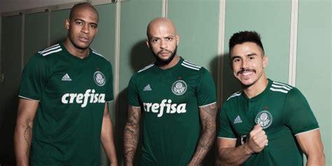 Novas camisas do Palmeiras 2018 Adidas | Mantos do Futebol