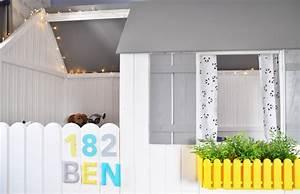 Ikea Kura Umbauen Anleitung : ikea kura hausbett die besten ideen zum schlafen unterm dach ~ Markanthonyermac.com Haus und Dekorationen