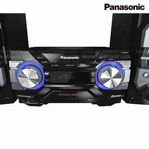 Equipo Mini Componente Panasonic Akx800 Pnk Alkosto Tienda Online