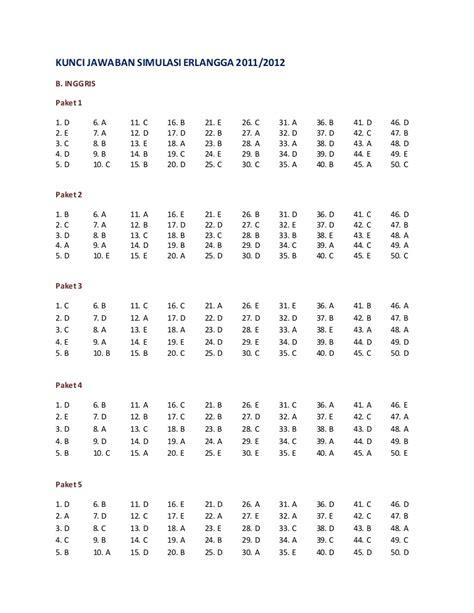 Artikel ini berisi kunci jawaban pr lks intan pariwara kelas 12 kurikulum 2013 revisi terbaru tahun 2020. Kunci Jawaban Erlangga Xpress Un 2020 Matematika Smk ...