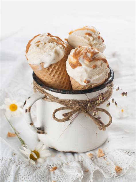 les  meilleures saveurs en glaces ou en sorbets marie