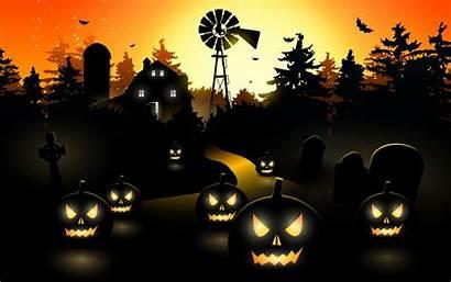 Halloween Desktop Wallpapers Background Monitor Amazing 1800