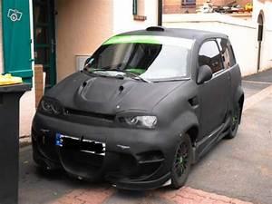 Fiat 500 Le Bon Coin : aixam 741 jacky tuning sur voiture sans permis ~ Gottalentnigeria.com Avis de Voitures