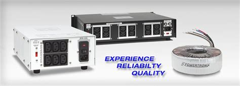 Powertronix Power Solutions Specialists