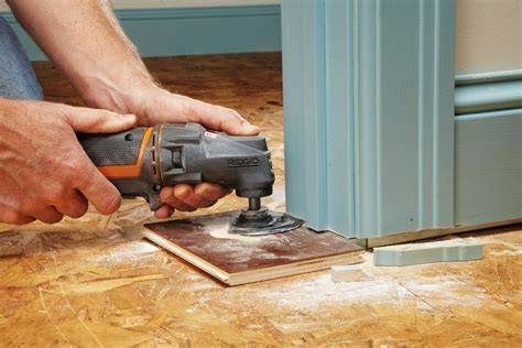 door jamb saw how to use a laser level for laying tiles