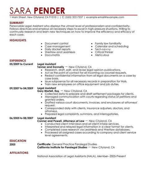 paralegal legal assistant legal secretary cover letter