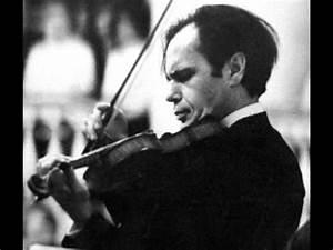 Leonid Kogan plays Tchaikovsky Meditation in D minor, op ...