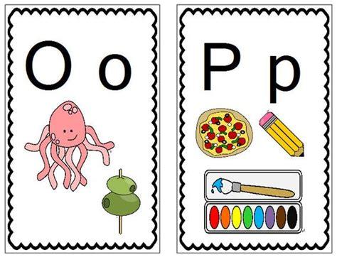 alphabet wall cards preschool kindergarten abc s 877 | il 570xN.478152913 514f