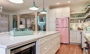 Amerikanische Küche Einrichtung : retro k hlschr nke im amerikanischen stil ~ Markanthonyermac.com Haus und Dekorationen