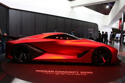 nissan concept  vision gran turismo review top