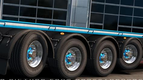 wheels pack  ownable trailers  ets mods euro