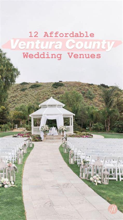 affordable ventura county wedding venues wedding