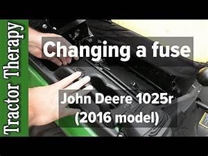 Wiring Diagram Pdf  1445 John Deere Fuse Box