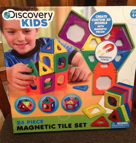 discovery magnetic tiles review discovery magnetic tile set knows it all