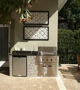 577 best images about idees de jardin on pinterest With fontaine exterieure de jardin moderne 5 cuisine d ete exterieure design