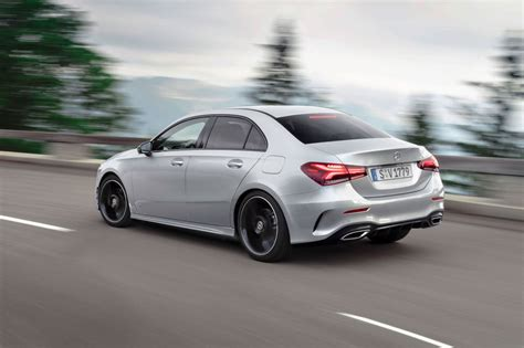 Mercedes C Class Sedan Modification by 2018 Mercedes Classe A Sedan Page 5