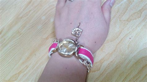 Diy Jewelry Making  How To Make A Watch Bracelet