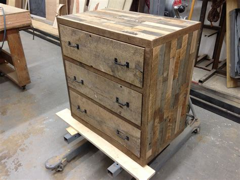 items similar  handcrafted reclaimed barn pallet wood dresser nightstand side table