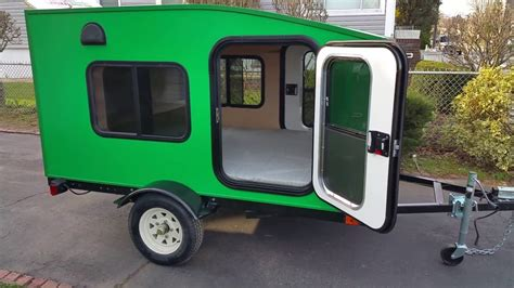 mini trailer  affordable mini camper trailer