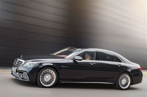 2017 Mercedesbenz Sclass To Front New Engine Lineup