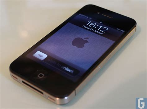 iphone 4 s iphone 4s review